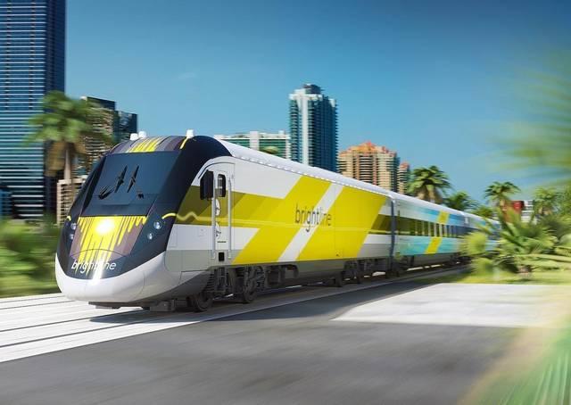 Trem ligará Miami e Orlando