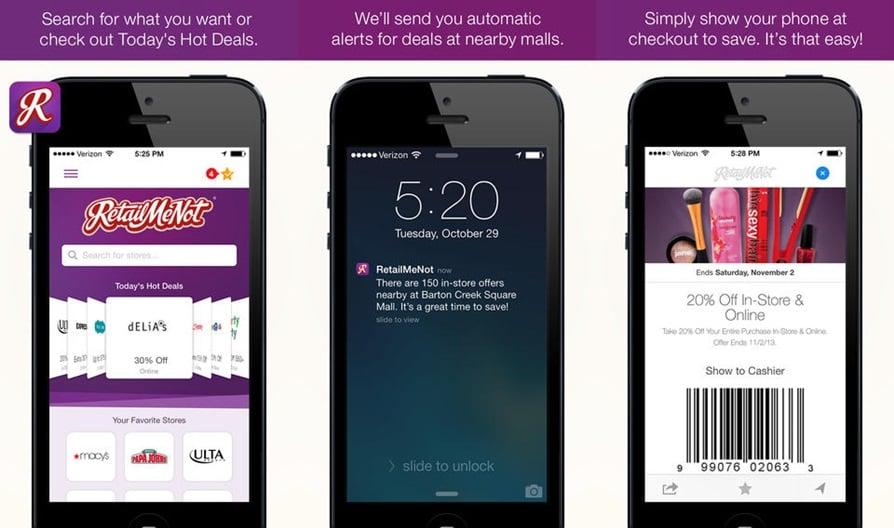 Melhores apps de cupons de desconto em Miami