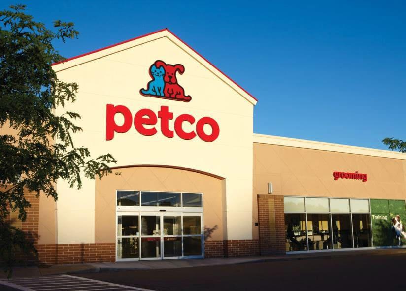 Pet Shop PetCo em Miami