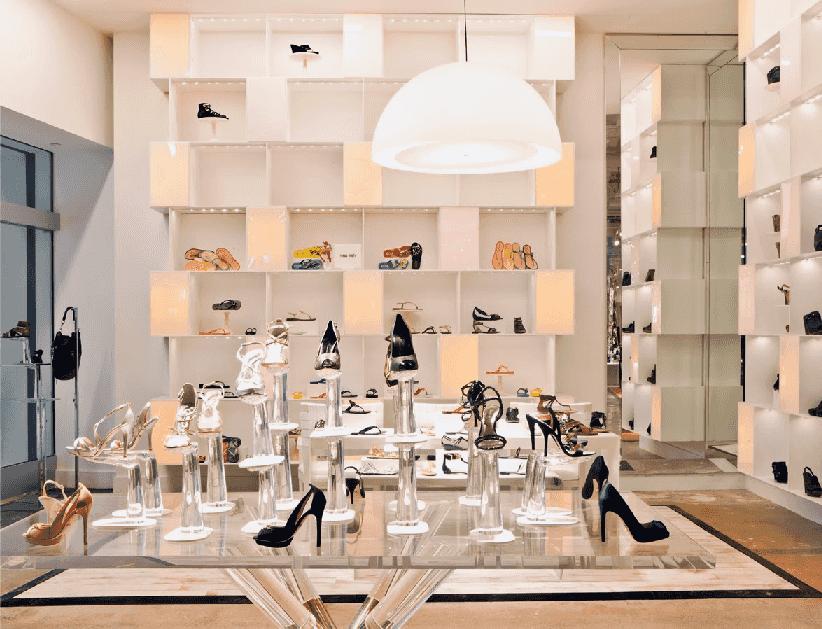 Lojas Bloomingdale's em Miami
