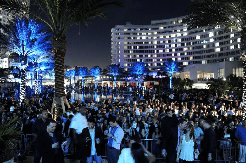Festas de fim de ano em Miami