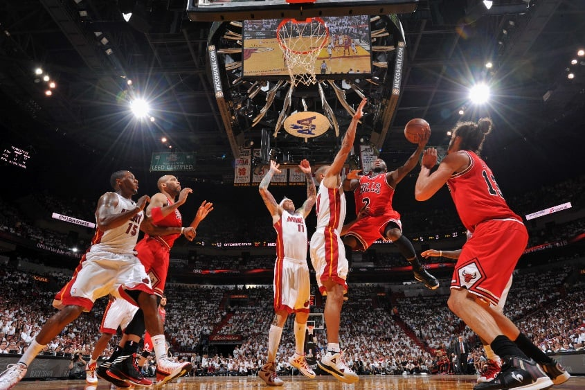 Lugares para comprar ingressos de jogos do Miami Heat e NBA