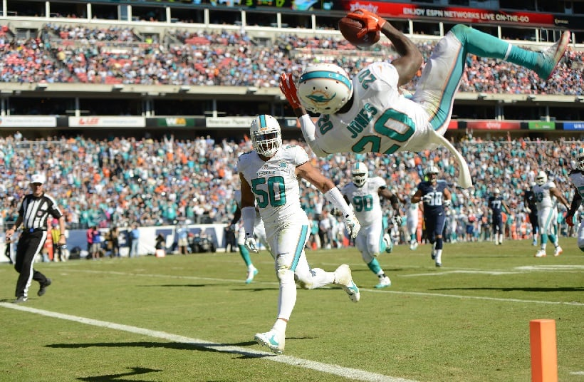 Jogos da NFL em Miami