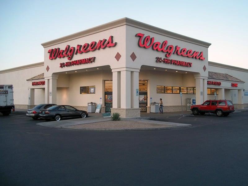 Farmácias Walgreens em Miami