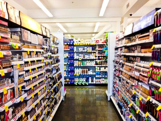 Compras nas farmácias Walgreens em Miami