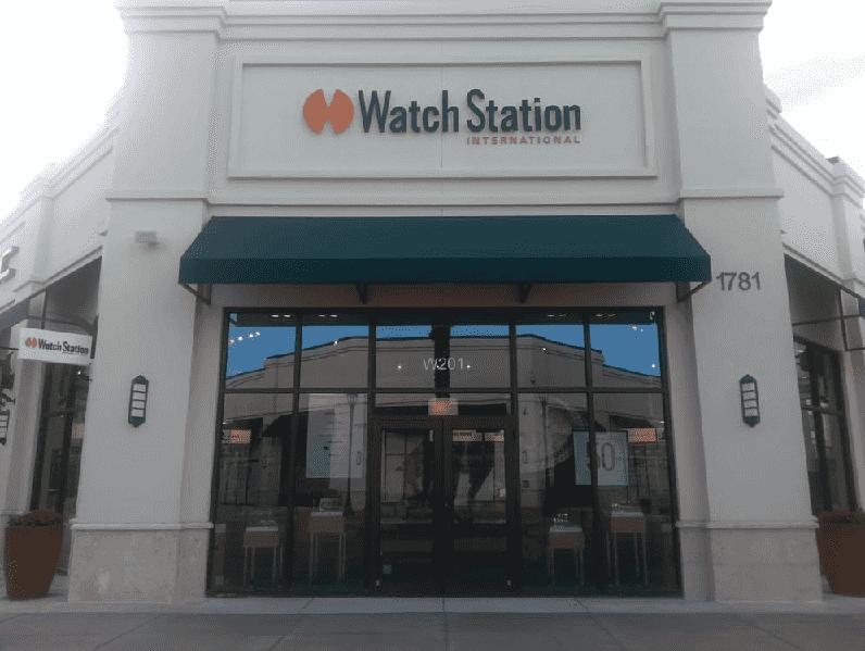 Compras de relógios na Watch Station em Miami