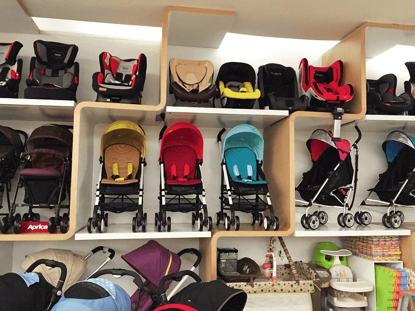 Carrinho de bebê para comprar em Miami