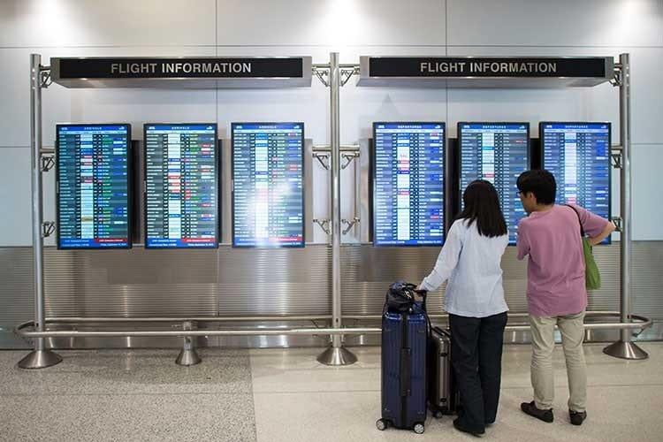 Voos no Aeroporto Internacional de Miami