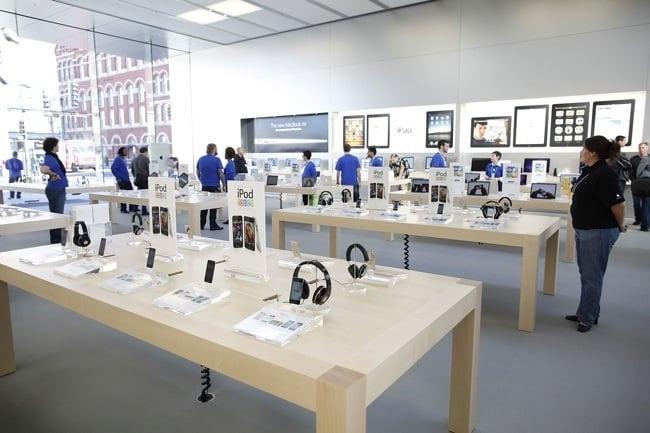 Comprar o Apple Watch nas lojas da Apple em Miami