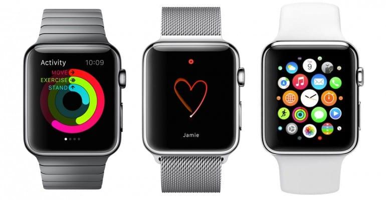 Compras de Apple Watch em Miami