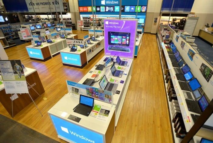 Loja Best Buy para comprar computadores e notebooks em Miami