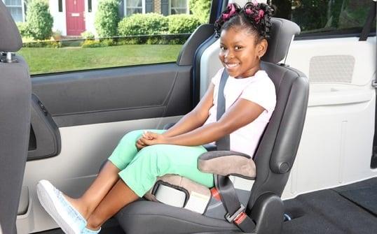 Dicas sobre a booster seat para crianças em Miami