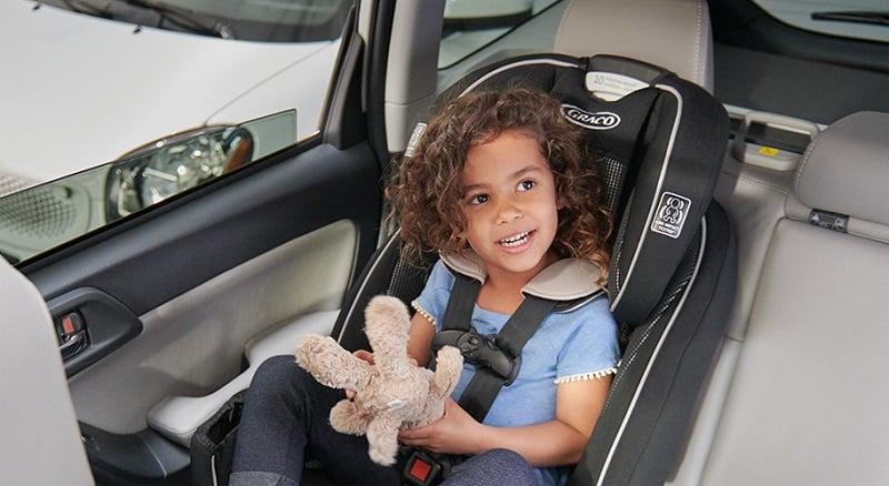 Booster seat para crianças em Miami