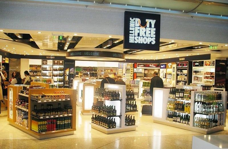 Free Shop em Miami e nos Estados Unidos