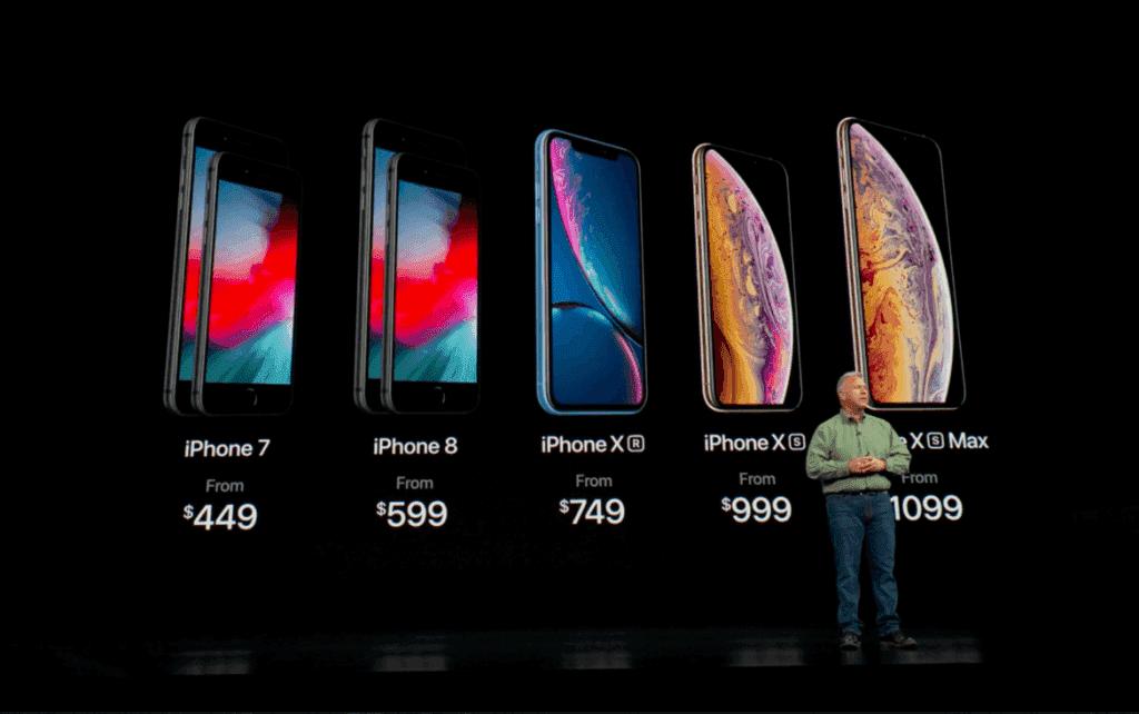 Diferenças entre o iPhone X e o iPhone 8