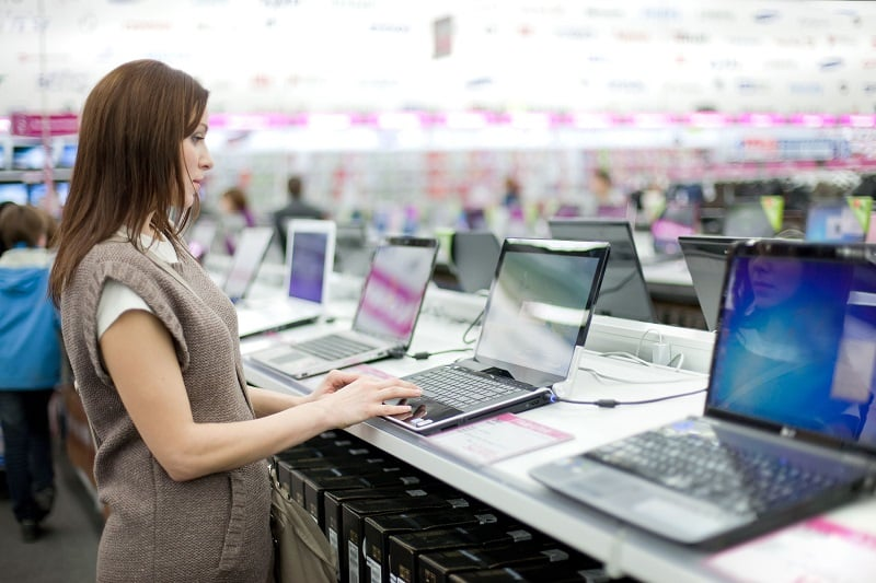 Lugares para comprar computador e notebook em Miami