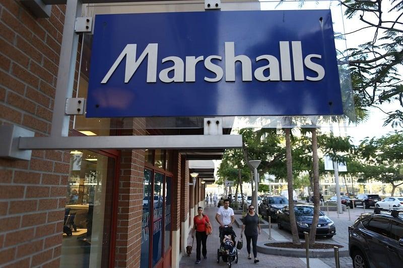 Endereços das lojas Marshalls em Miami