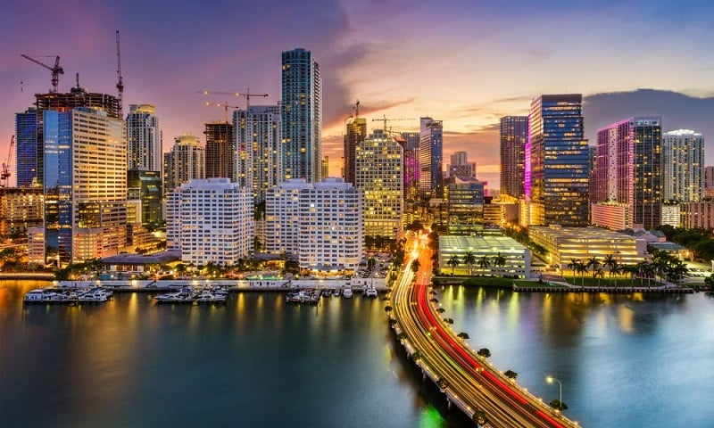 Miami em abril