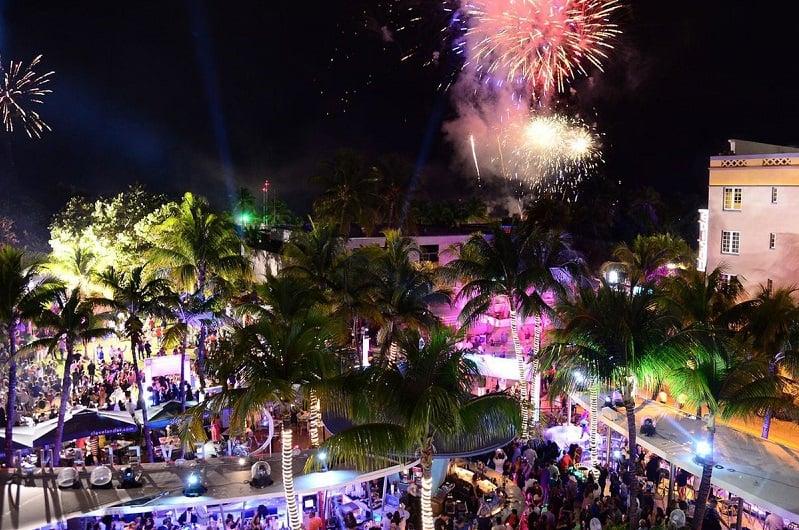 Eventos em Miami em julho