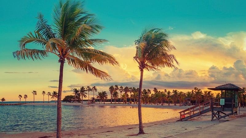 Miami em julho