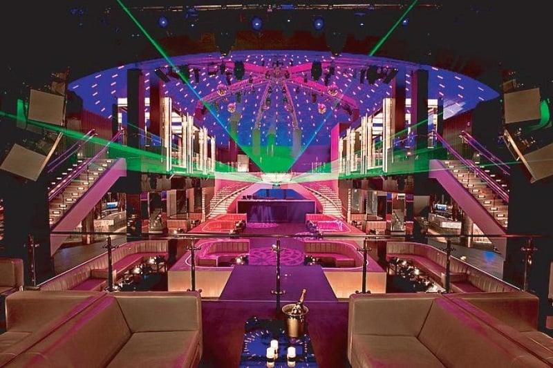 Nightclub LIV em Miami na Flórida
