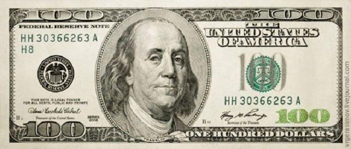 Polêmica com relação as notas de 100 dólares em Miami e Orlando