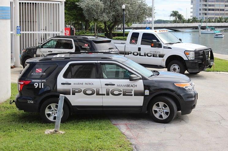 Aplicação da lei em Miami