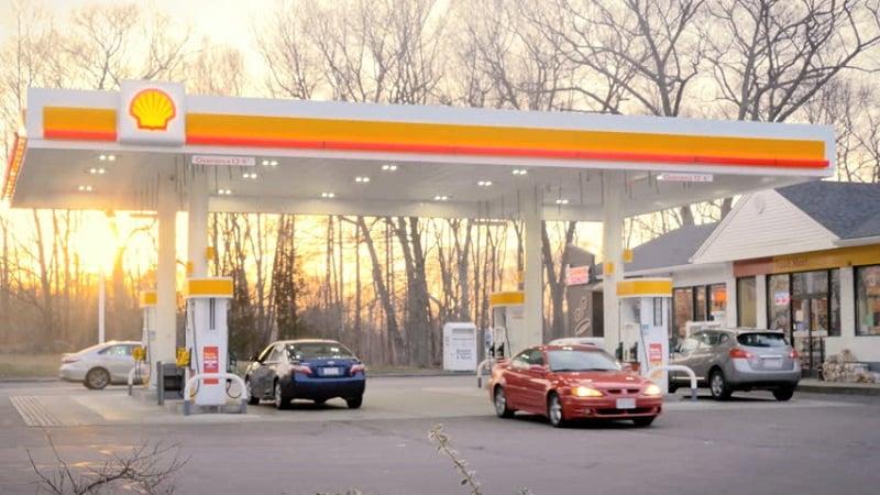 Formas de pagamento nos postos de gasolina nos Estados Unidos