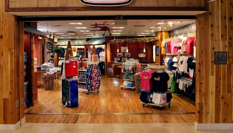 Comprar biquíni na loja Ron Jon Surf Shop em Miami