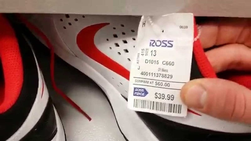Loja Ross Dress For Less em Miami e Orlando
