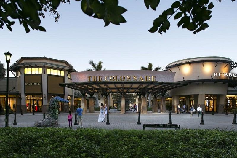 Principais lojas do melhor outlet de Miami
