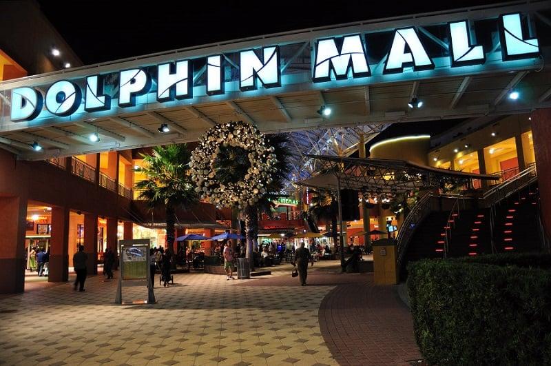 Fazer compras em Miami na Flórida
