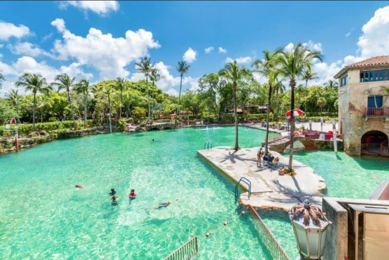 Informações da Venetian Pool em Miami