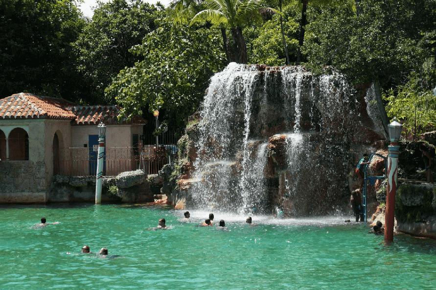 Informações sobre a Venetian Pool em Miami
