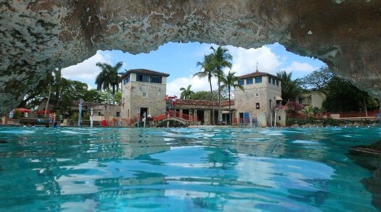 Dicas sobre a Venetian Pool em Miami