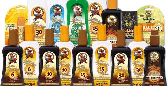 Comprar bronzeador Australian Gold em Miami