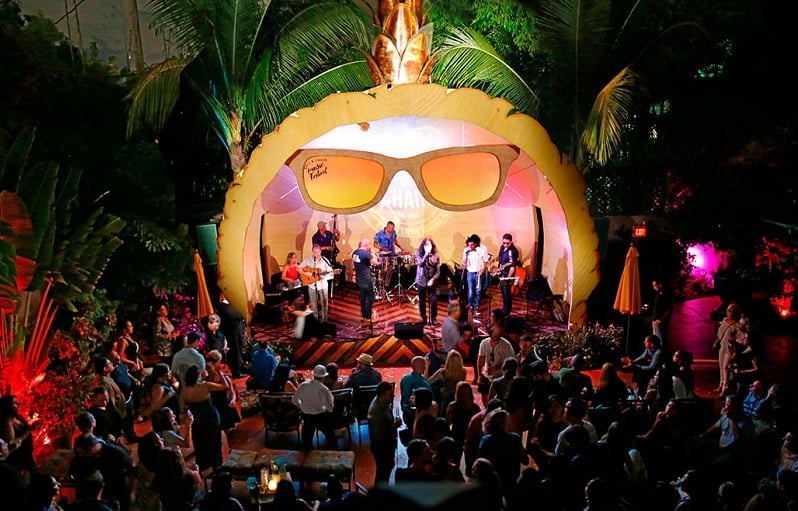 Ball & Chain em Little Havana em Miami