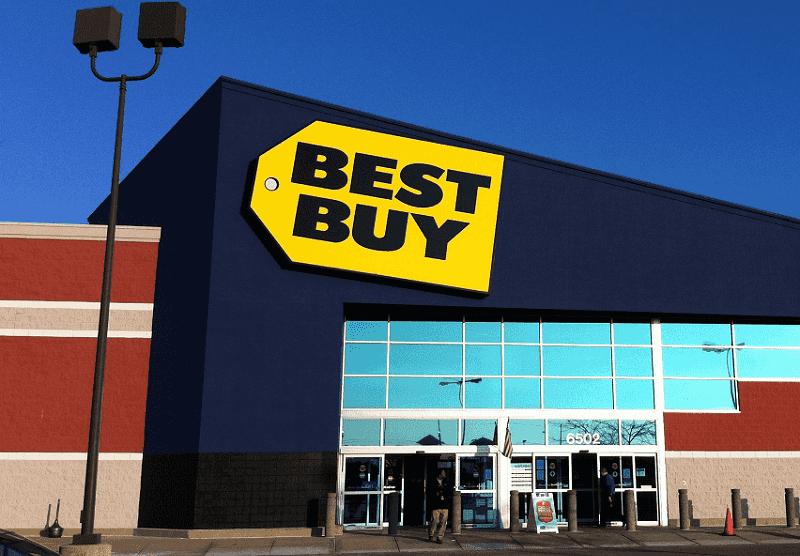 Loja de eletrônicos Best Buy em Miami e na Flórida