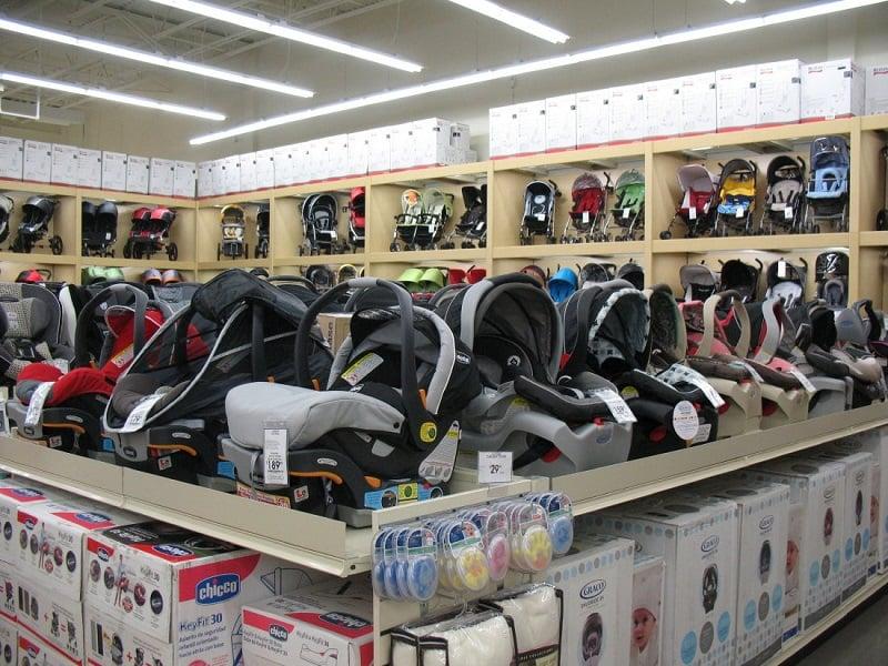 Loja de brinquedos em Miami: Best Buy Baby