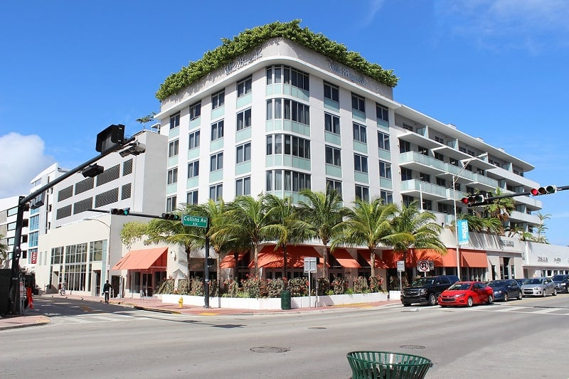 Sunny Isles Beach em Miami na Flórida