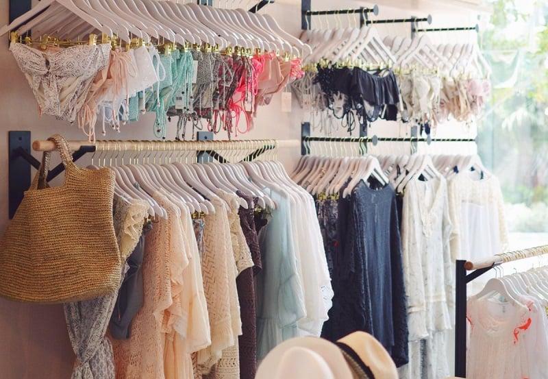 Comprar calcinhas, sutiãs e lingeries em Miami