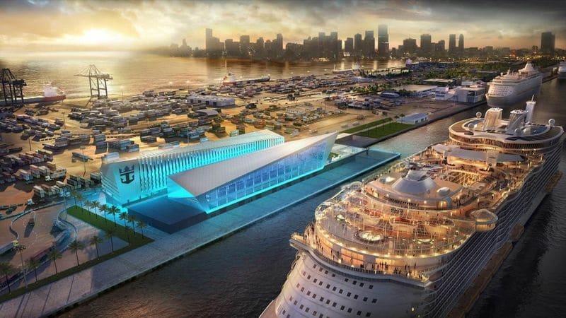 Cruzeiros do PortMiami: o porto de Miami