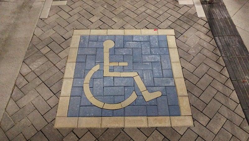 Deficientes físicos em Miami e na Flórida