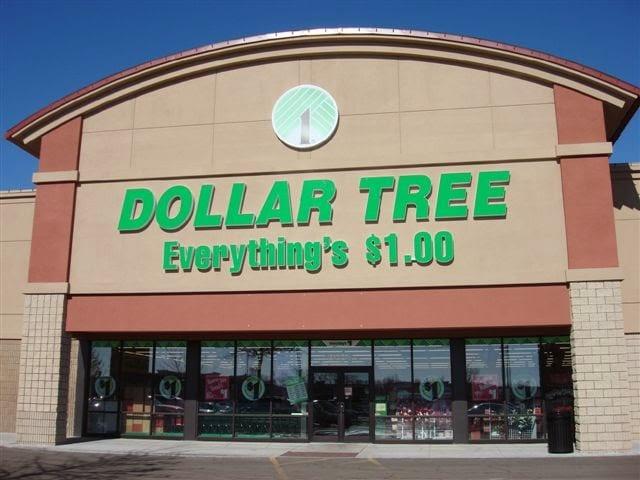 Loja de presentes e souvenirs Dollar Tree em Miami