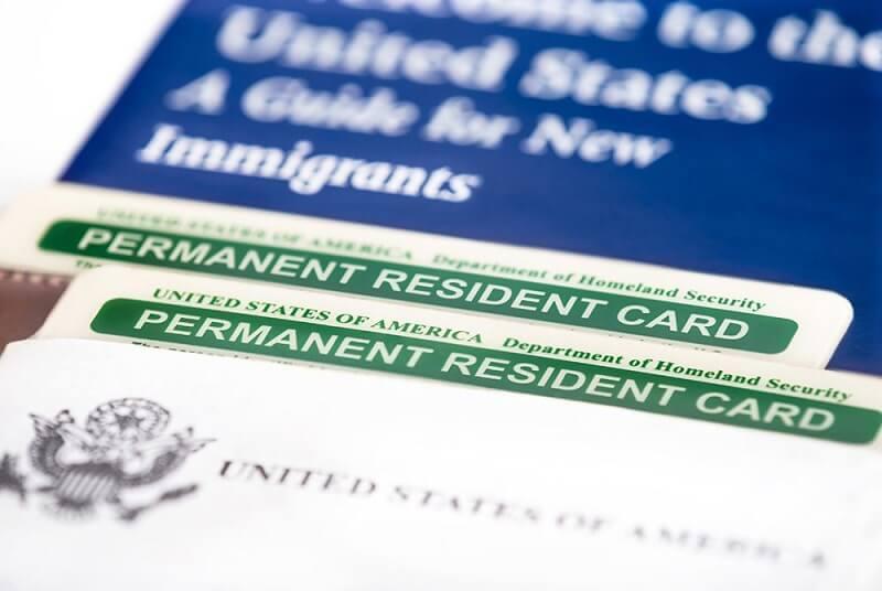 Green Card para morar em Miami na Flórida
