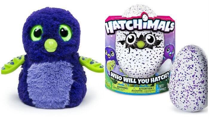 Brinquedos Hatchimals em Miami