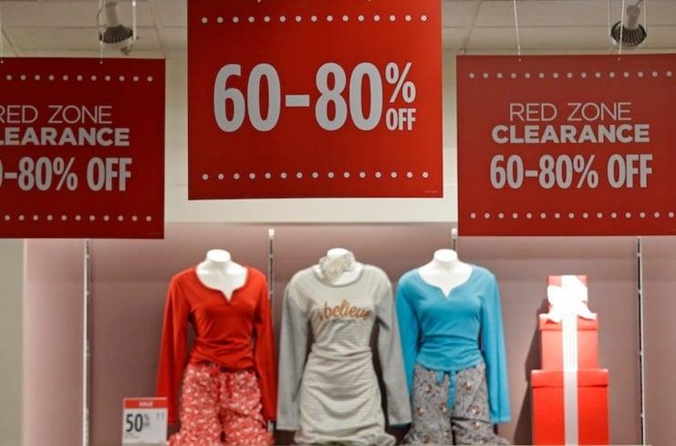 Preços na loja JCPenney em Miami