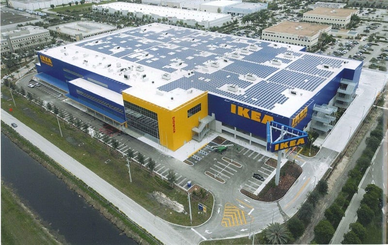 Loja Ikea em Miami