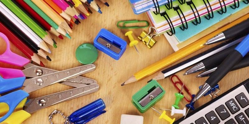 Compras de itens escolares e mochilas em Miami