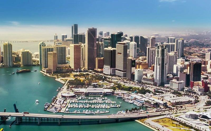 Morar em Miami